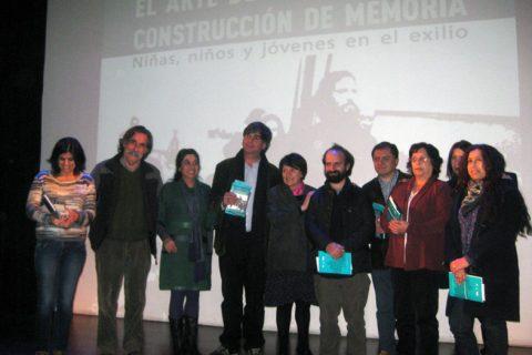 """Lanzamiento libro de memoria oral """"El arte de narrar en la construcción de la Memoria"""""""
