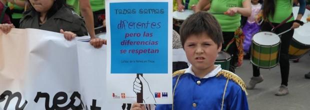 EDUCACIÓN PROMOCIÓN Y PROTECCIÓN DE LOS DERECHOS DE NIÑAS, NIÑOS Y ADOLESCENTES