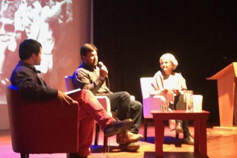 Presentación libro y archivo oral Casa Hogar: un oasis en tiempos de represión