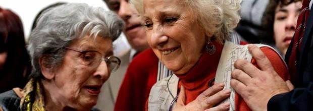 Alegría en Argentina: Abuelas de Plaza de Mayo hallan al nieto 128