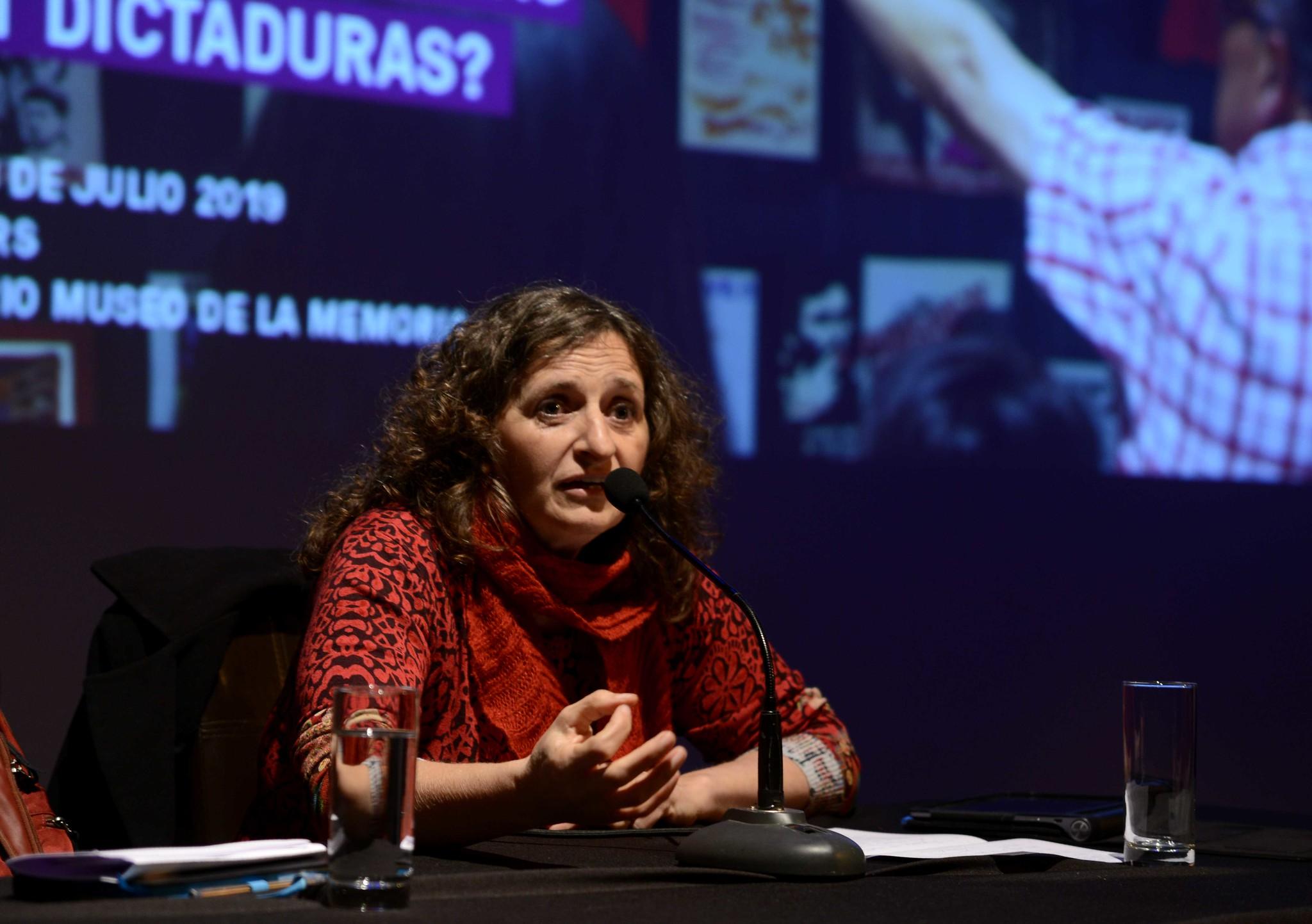 El rol de la enseñanza de la Historia en democracias post dictatoriales – Sandra Raggio