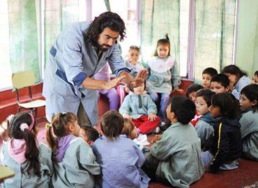 Deconstruir roles desde la niñez: los hombres protagonistas de la educación parvularia