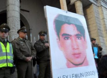 Caso Alex Lemun: Corte de Temuco confirma prisión preventiva para coronel (R) Treuner