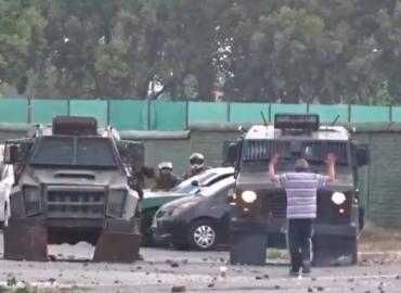 Vecinos de Lo Hermida se reúnen con la CIDH por represión policial en la zona