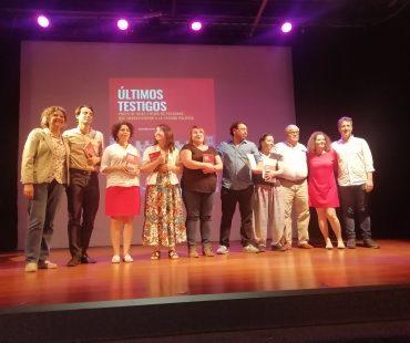 """Lanzamiento libro """"ÚLTIMOS TESTIGOS: Voces de hijas e hijos de personas que sobrevivieron a la prisión política"""""""