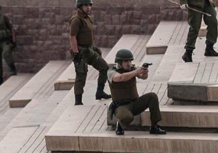 Denuncian que Carabineros disparó a una menor con sus armas de servicio en Antofagasta