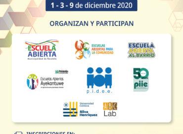 ENCUENTRO DE EXPERIENCIAS DE ESCUELAS ABIERTAS A LA COMUNIDAD Desafío y oportunidades para la nueva educación pública