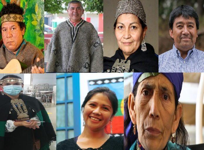 Histórica elección de Constituyentes Mapuche para redacción de Constitución